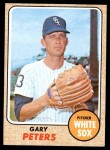 1968 Topps #210  Gary Peters  Front Thumbnail