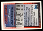 1995 Topps Traded #106 T Corey Jenkins  Back Thumbnail