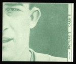 1935 Goudey 4-in-1 Reprint #7 E Earl Averill / Oral Hildebrand / Willie Kamm / Hal Trosky  Back Thumbnail