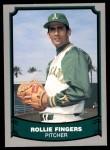 1988 Pacific Legends #103  Rollie Fingers  Front Thumbnail