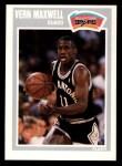 1989 Fleer #144  Vernon Maxwell  Front Thumbnail