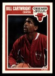 1989 Fleer #19  Bill Cartwright  Front Thumbnail