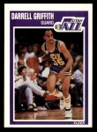 1989 Fleer #153  Darrell Griffith  Front Thumbnail