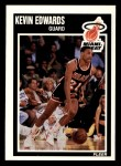 1989 Fleer #81  Kevin Edwards  Front Thumbnail