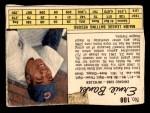 1962 Jello #188  Ernie Banks  Front Thumbnail