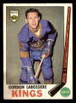 1969 O-Pee-Chee #109  Gord Labossiere  Front Thumbnail