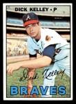 1967 Topps #138  Dick Kelley  Front Thumbnail