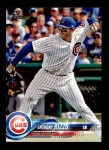 2018 Topps #50 A Anthony Rizzo  Front Thumbnail