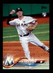 2018 Topps #234 A Brian Anderson   Front Thumbnail