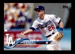2018 Topps #263  Chase Utley  Front Thumbnail