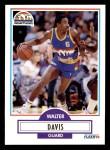 1990 Fleer #47  Walter Davis  Front Thumbnail
