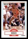 1990 Fleer #25  Craig Hodges  Front Thumbnail