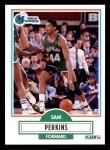1990 Fleer #43  Sam Perkins  Front Thumbnail