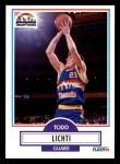 1990 Fleer #51  Todd Lichti  Front Thumbnail