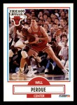 1990 Fleer #29  Will Perdue  Front Thumbnail
