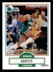 1990 Fleer #39 COR Adrian Dantley  Front Thumbnail