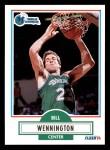 1990 Fleer #44  Bill Wennington  Front Thumbnail