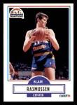 1990 Fleer #52  Blair Rasmussen  Front Thumbnail
