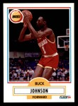 1990 Fleer #71  Buck Johnson  Front Thumbnail