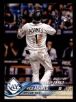 2018 Topps Update #25  Willy Adames  Front Thumbnail