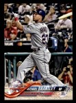 2018 Topps Update #148  Michael Brantley  Front Thumbnail