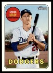 2018 Topps Heritage #665  Chase Utley  Front Thumbnail