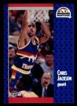 1991 Fleer #49  Chris Jackson  Front Thumbnail
