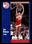 1991 Fleer #2  Jon Koncak  Front Thumbnail