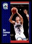 1991 Fleer #18  Rex Chapman  Front Thumbnail