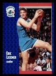 1991 Fleer #21  Eric Leckner  Front Thumbnail