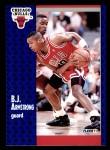 1991 Fleer #25  B.J.Armstrong  Front Thumbnail