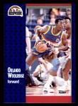 1991 Fleer #56  Orlando Woolridge  Front Thumbnail
