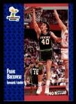 1991 Fleer #113  Frank Brickowski  Front Thumbnail