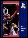 1991 Fleer #119  Danny Schayes  Front Thumbnail