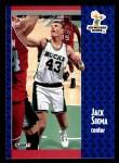 1991 Fleer #120  Jack Sikma  Front Thumbnail