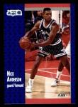 1991 Fleer #143  Nick Anderson  Front Thumbnail
