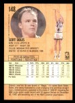 1991 Fleer #148  Scott Skiles  Back Thumbnail