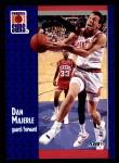 1991 Fleer #163  Dan Majerle  Front Thumbnail