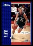 1991 Fleer #266  Brad Davis  Front Thumbnail