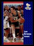 1991 Fleer #314  Larry Krystkowiak  Front Thumbnail