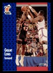 1991 Fleer #109  Grant Long  Front Thumbnail