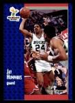1991 Fleer #116  Jay Humphries  Front Thumbnail