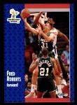 1991 Fleer #117  Fred Roberts  Front Thumbnail
