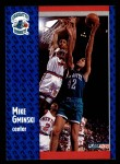 1991 Fleer #254  Mike Gminski  Front Thumbnail