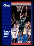 1991 Fleer #268  Donald Hodge  Front Thumbnail