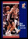 1991 Fleer #306  Alec Kessler  Front Thumbnail