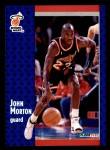 1991 Fleer #307  John Morton  Front Thumbnail