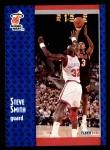 1991 Fleer #309  Steve Smith  Front Thumbnail