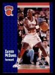 1991 Fleer #328  Xavier McDaniel  Front Thumbnail