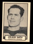 1962 Topps CFL #56  Joe-Bob Smith  Front Thumbnail